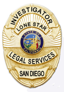 Investigator Badge Cleaned Up