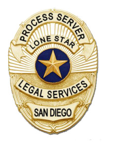 Process Server Badge Image